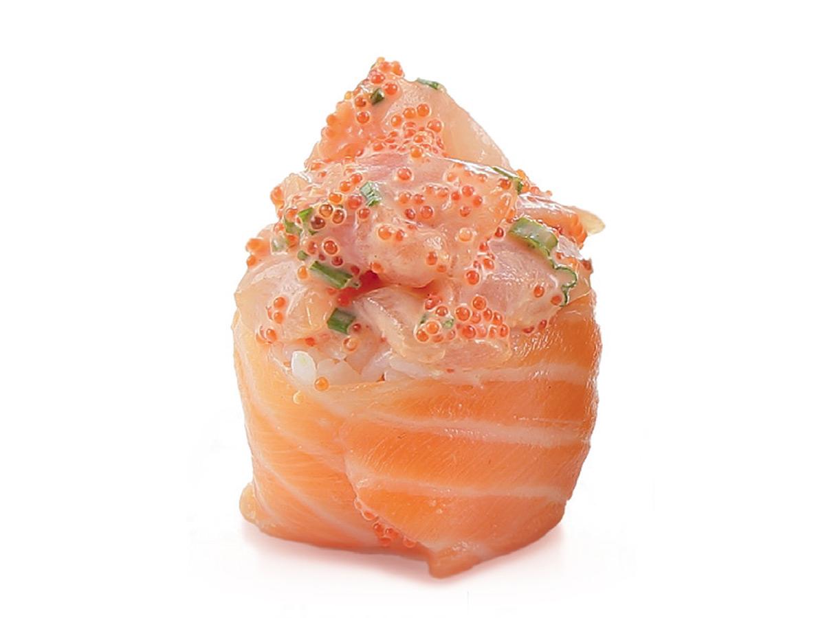 gunkan-flower-daruma-sushi