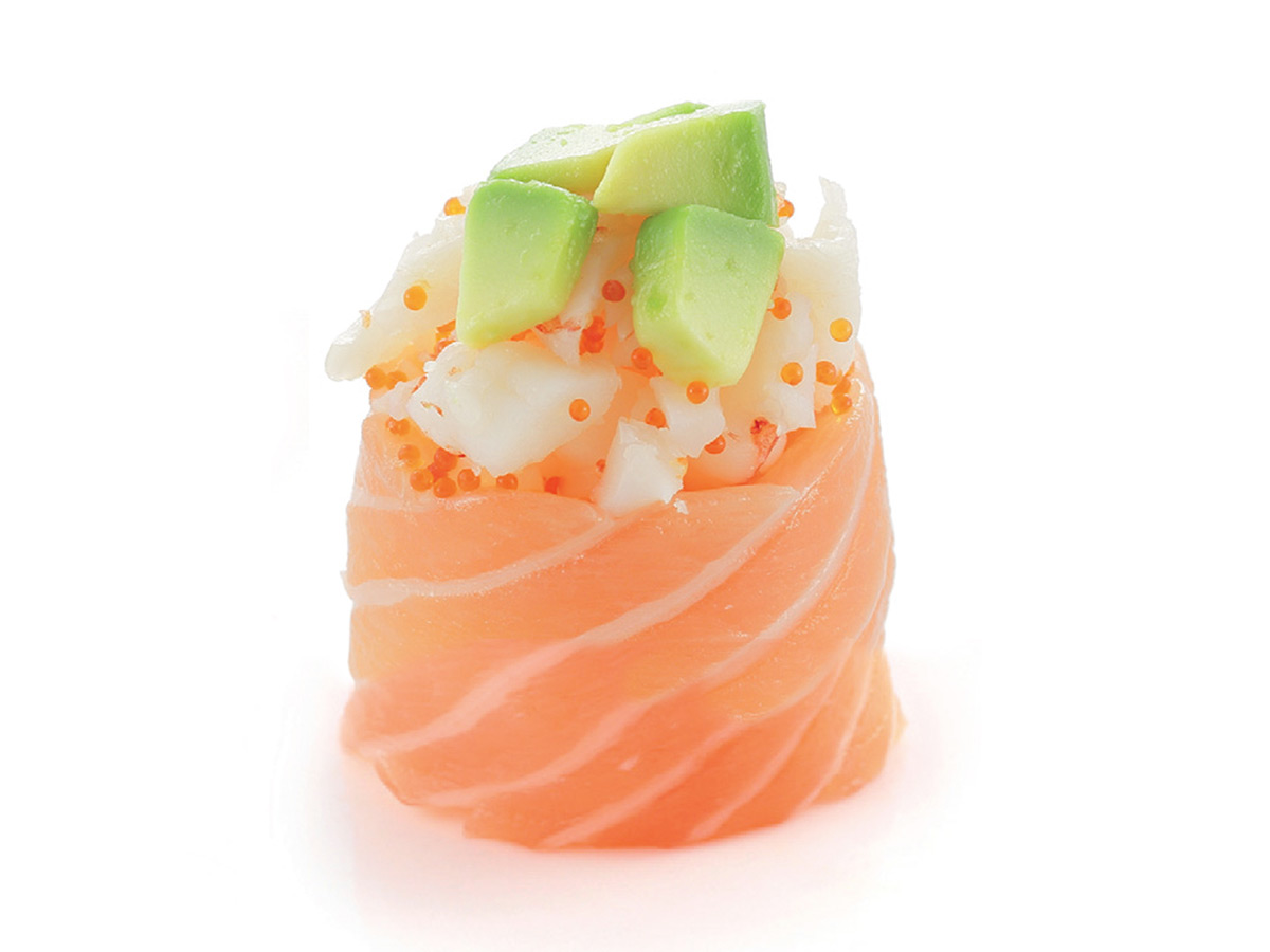 gunkan-salmon-shrimp-daruma-sushi