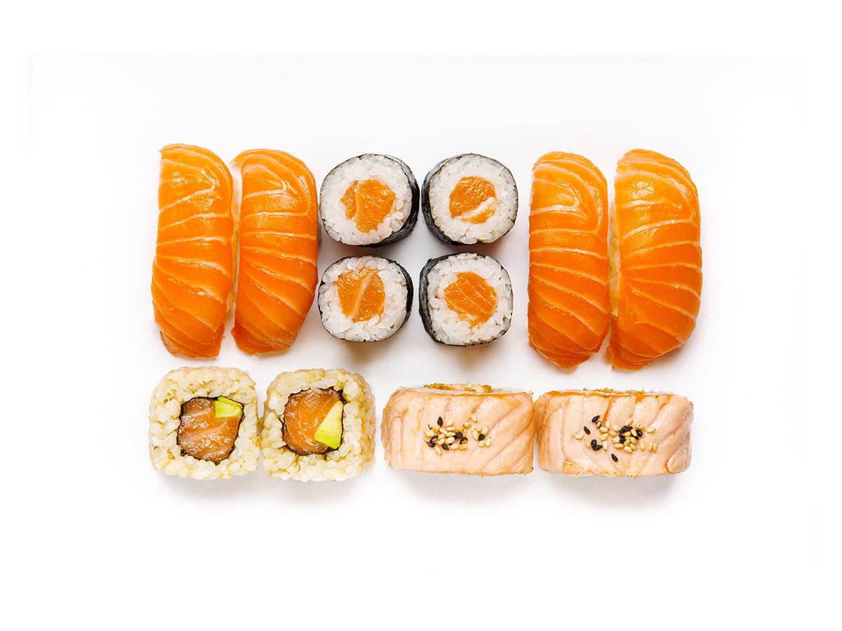Sushi Delivery Online   Daruma Sushi   Sushi a Domicilio